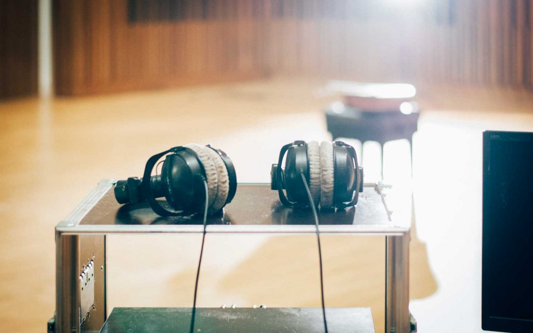 6 Things To Know For A Recording Session