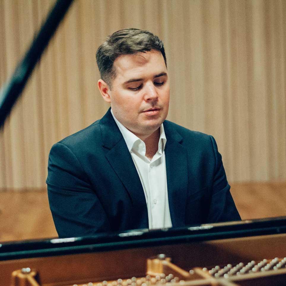 Matthieu Bergheau pianist